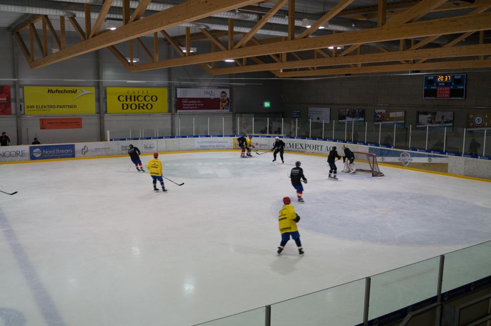 TV Obfelden gewinnt Eishockeyduell gegen TV Mettmenstetten