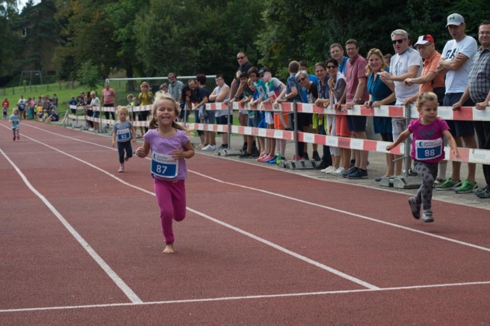 Teilnehmerrekord am Schnellsten Obfelder