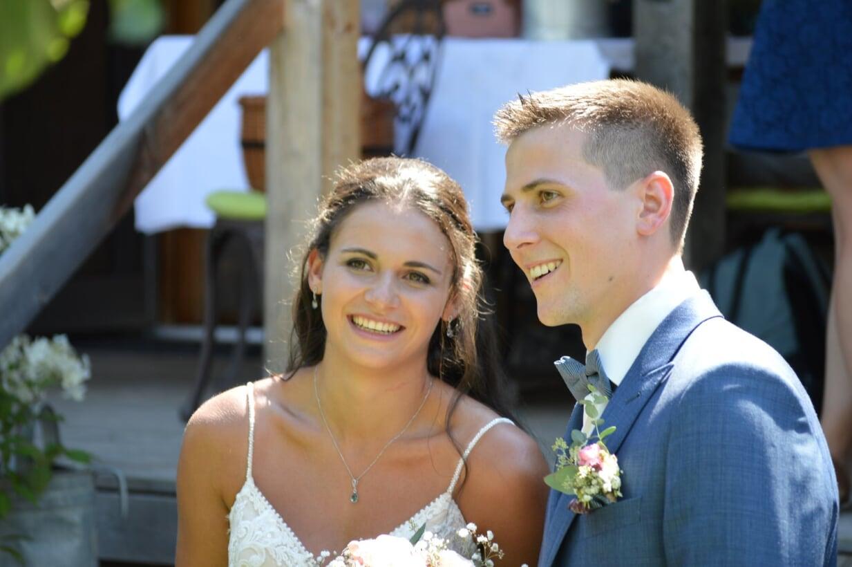 Unser Oberturner hat geheiratet