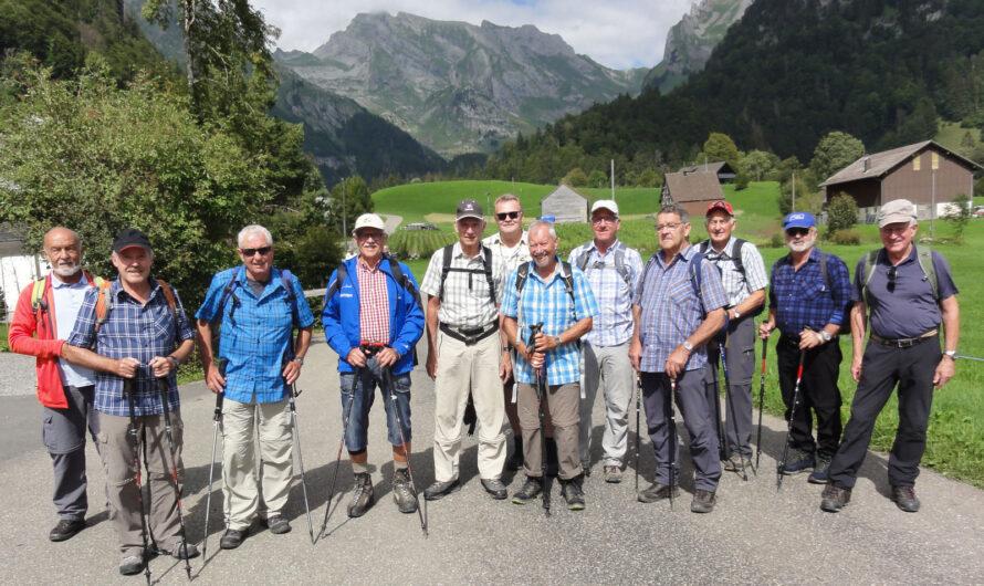 Turnveteranen-Wanderung vom 18. August 2021